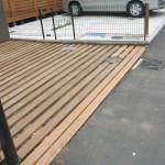 木製アプローチのご紹介(2)