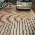 木製アプローチのご紹介(3)