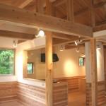 「国産樹木の家」写真集(4)